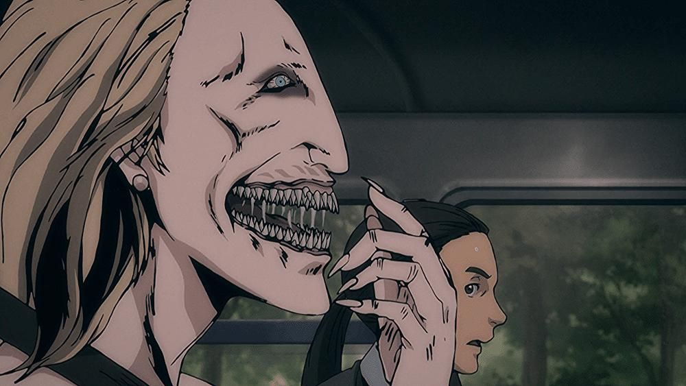 Pin by leigh becker on anime 2020 in 2020 anime junji