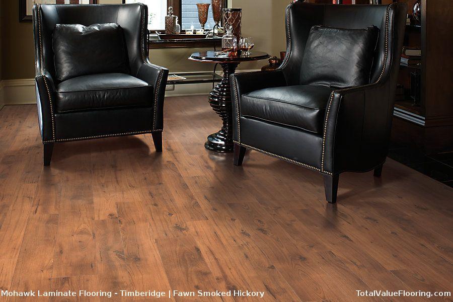 Mohawk Flooring Timberidge Fawn Smoked Hickory