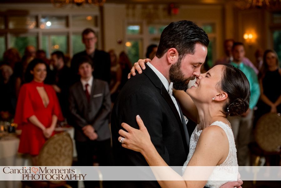 Old York Country Club Chesterfield New Jersey Wedding Venue Candid