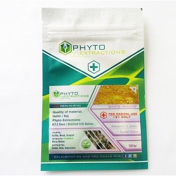 9820ac57a09 Phyto White Widow Shatter - Canada Mail Order Marijuana from leaf2go ...