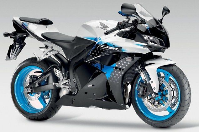Top 10 600cc Supersport bikes  01 Honda CBR600RR 2003  Page