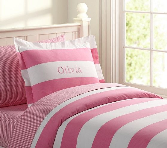 Rugby Stripe Duvet Cover Twin Pink Already Bought Striped Duvet Covers Green Duvet Covers Girls Duvet Covers