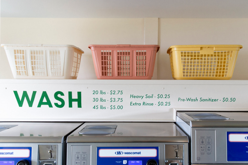 The Germantown Laundromat: An Eco-Minded Gathering Spot in the Hudson Valley, Mending Services Included - Remodelista
