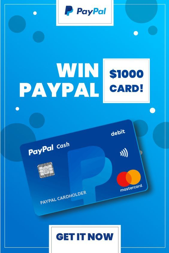 Photo of giveaway a $1000 PayPal Gift Card