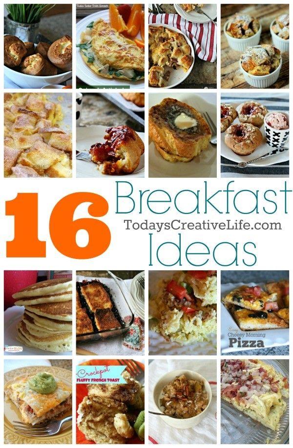 Breakfast Foods Recipes And Ideas Breakfast Recipes Recipes Delicious Breakfast Recipes