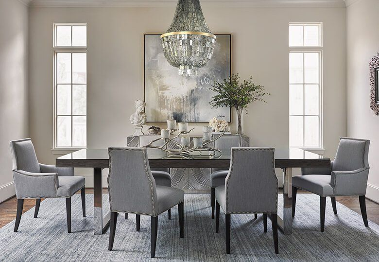 Feast Your Eyes Gorgeous Dining Room Decorating Ideas: Interior Design Things And Thangs