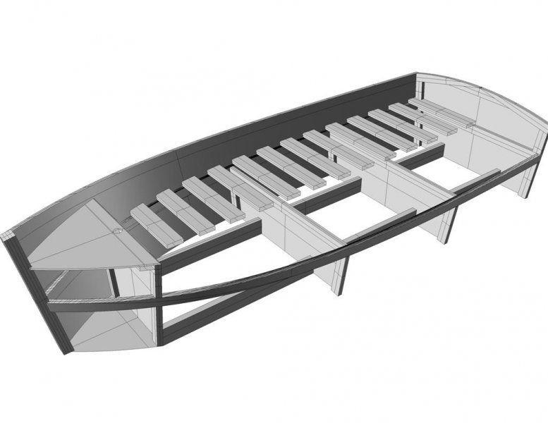 Boat Bed Woodenboat Magazine Boat Bed Wood Boat Plans Wooden Boat Plans