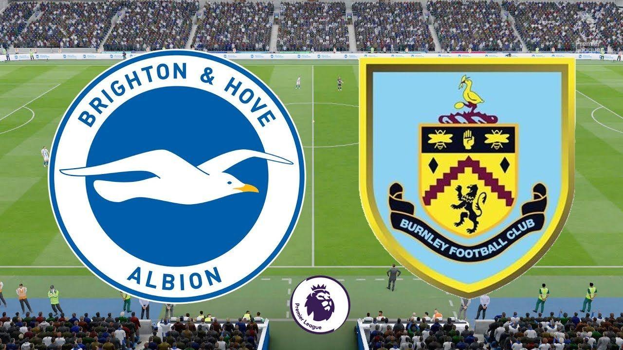 مشاهدة مباراة برايتون وبيرنلي بث مباشر اليوم 6 11 2020 في الدوري الإنجليزي Burnley Brighton Hove