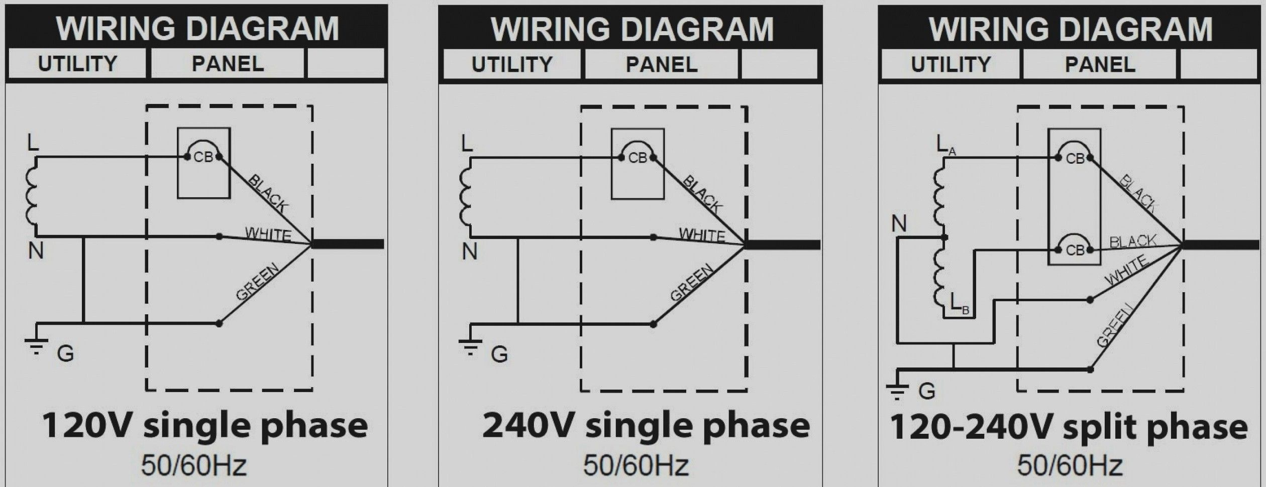 Air Compressor 240v Single Phase Wiring Diagram