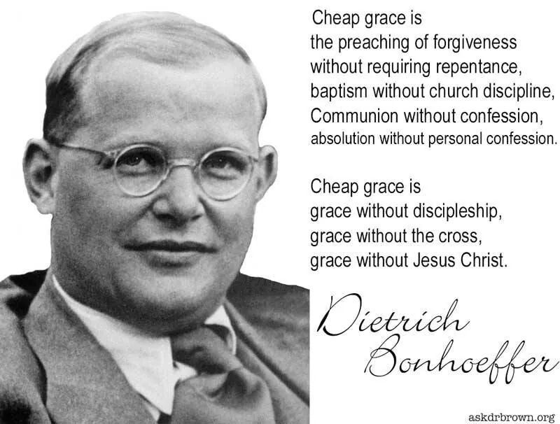 Bonhoeffer Quotes Amazing Dietrich Bonhoeffer Quotes Martyr To Nazism This Quote Is From His