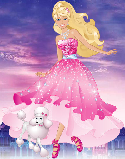 Barbie A Fashion Fairytale By Unicornsmile Barbie Movies Barbie Barbie Images