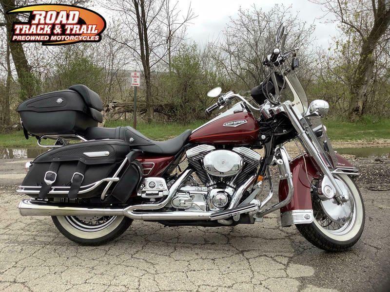 2001 flhr road king motorcycle motor cycle