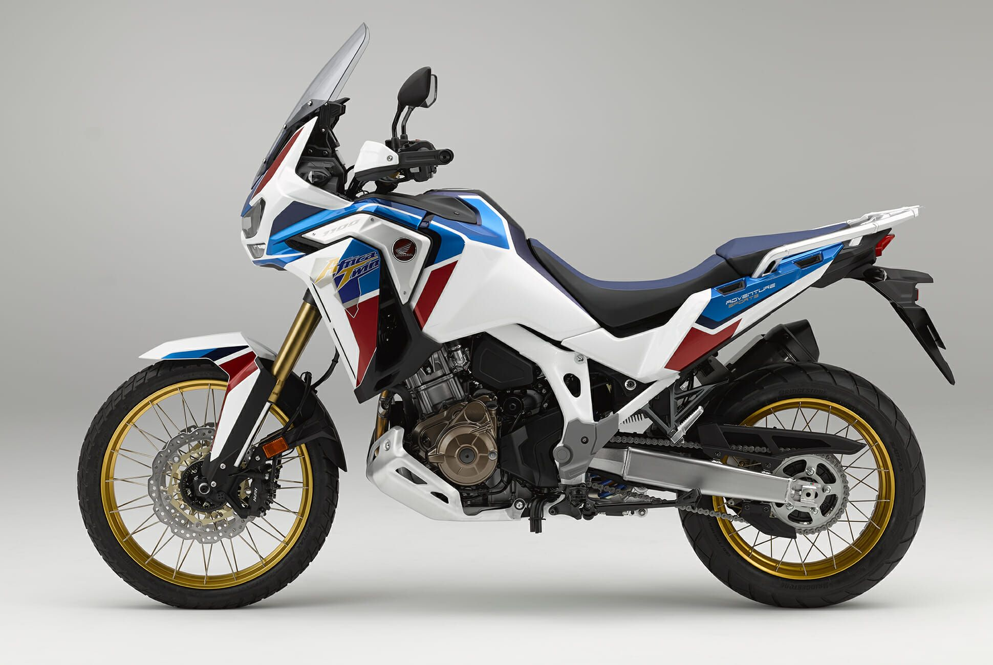 Honda S New Africa Twin Marks A New Generation Of A Legendary Motorcycle In 2020 Honda Africa Twin Honda Honda S