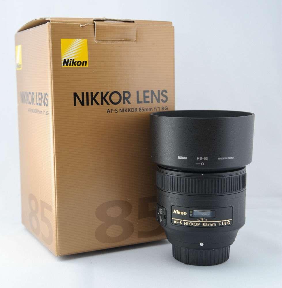 Spring Deals Sale Nikon G Af S Nikkor 85mm F 1 8g Lens 2201 Hood Pouch Aeoffers Com Lens Nikon Deal Sale