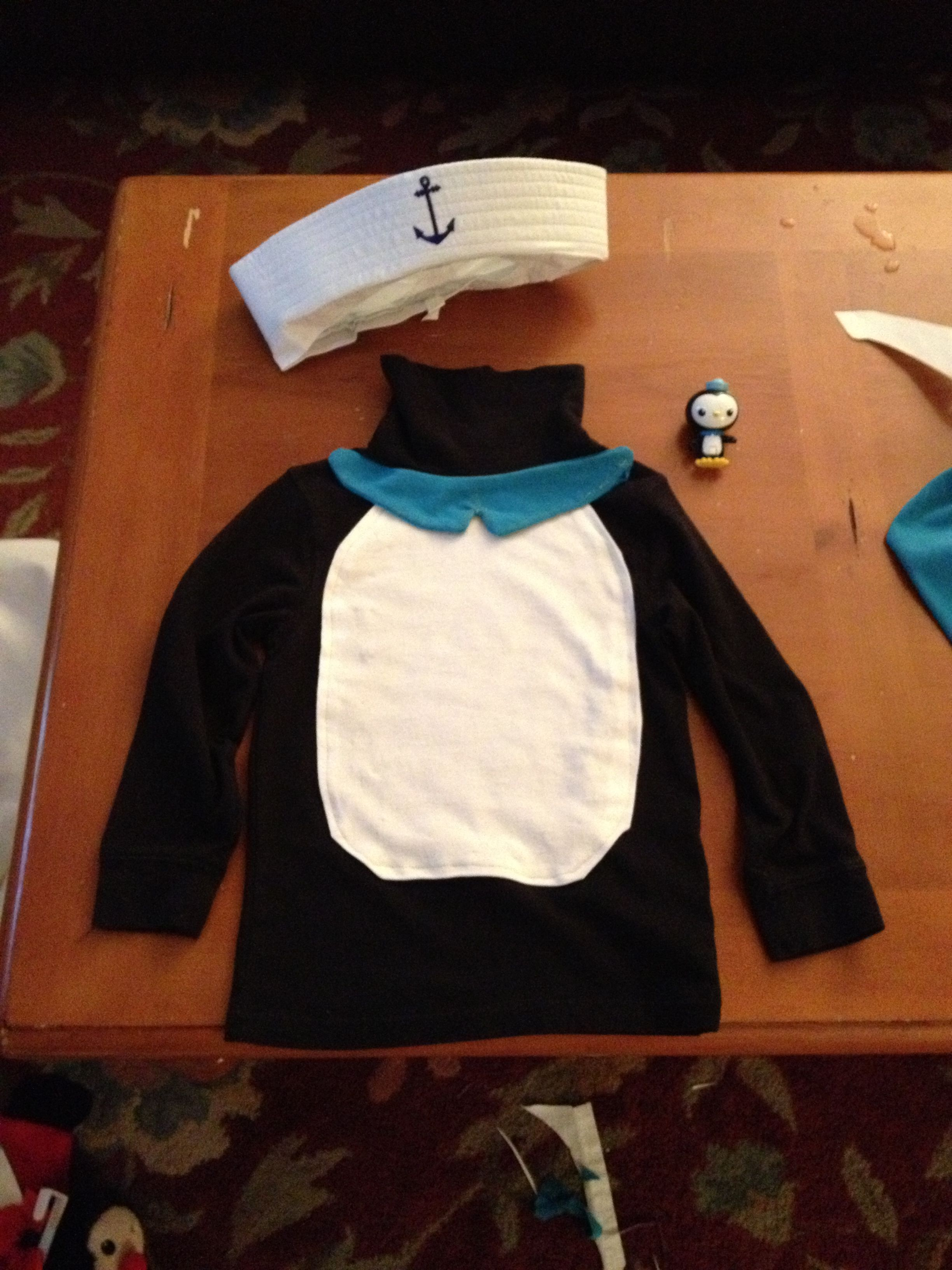 Peso Penguin Octonauts costume | Done and Done | Pinterest ...