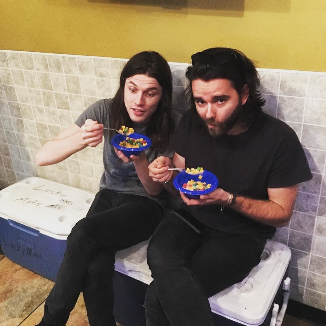 Crazy American cereal never fails to excite  by jamesbaymusic