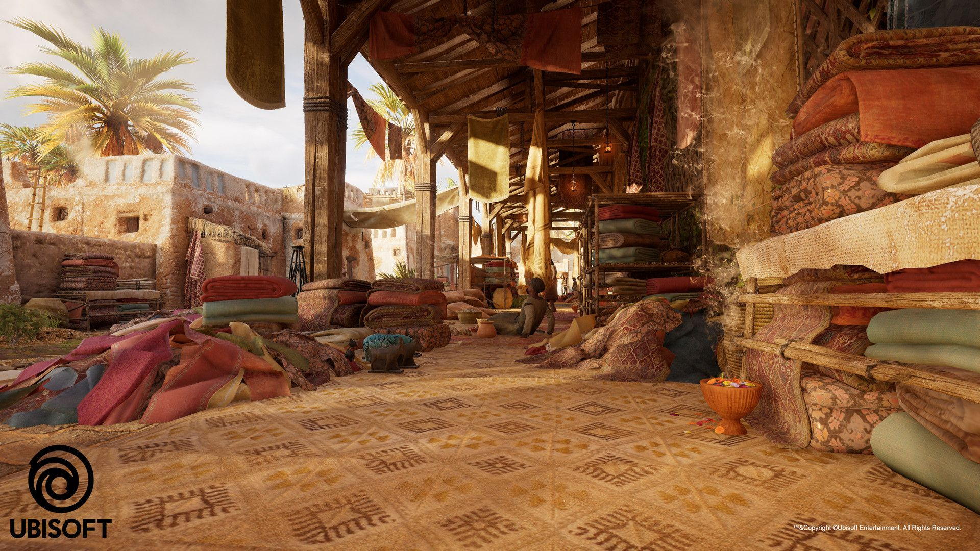 3d Environment Artist Assassins Creed Origins Assassins Creed