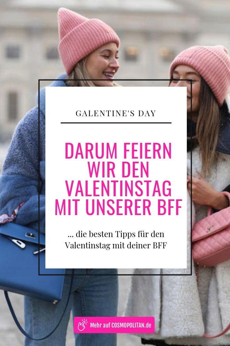 Freundin Valentinstag