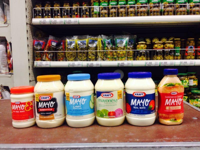 Kraft Tiene 6 Tipos De Mayonesa Para Todo Tipo De