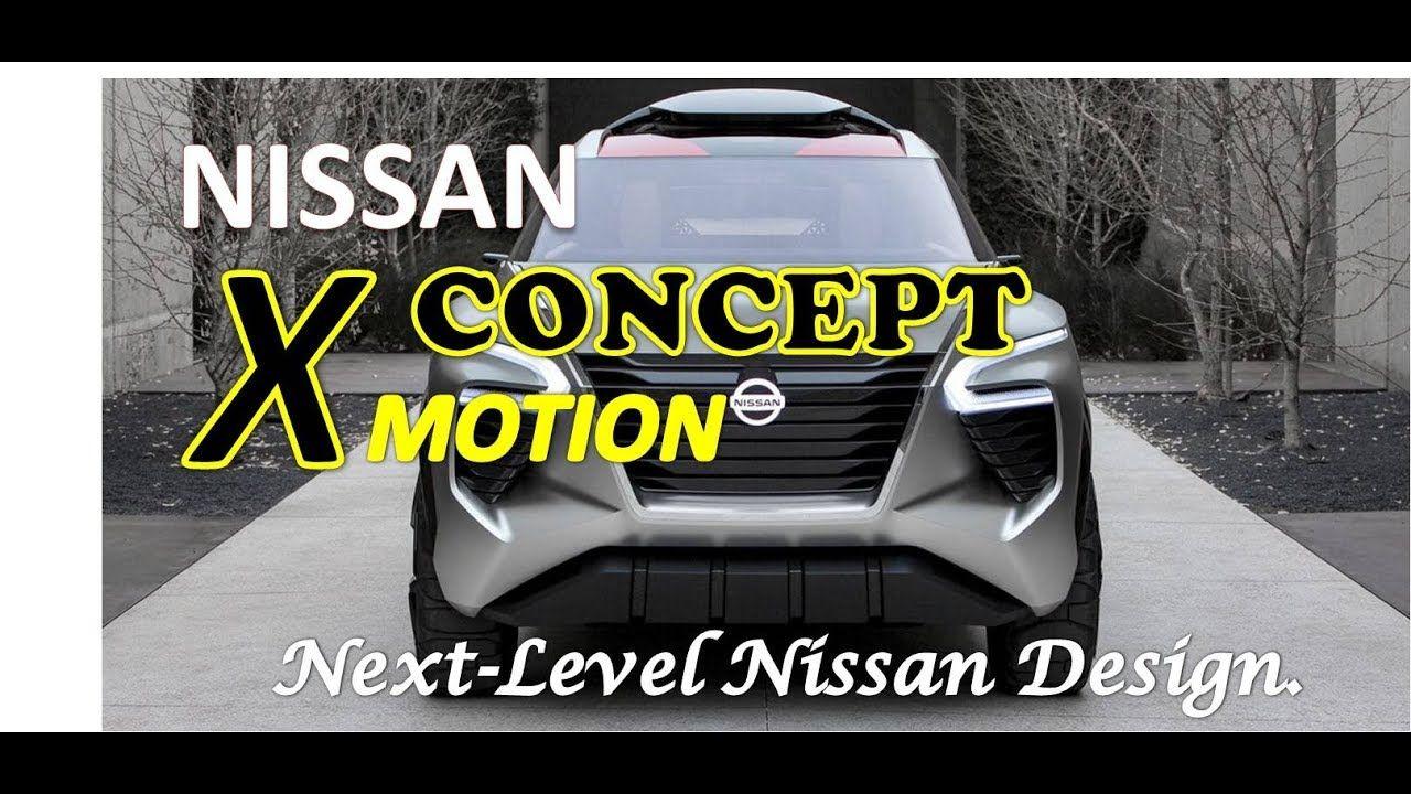 2020 Nissan Xmotion Concept Autonomous Suv Concept Nissan Concept Nissan Patrol