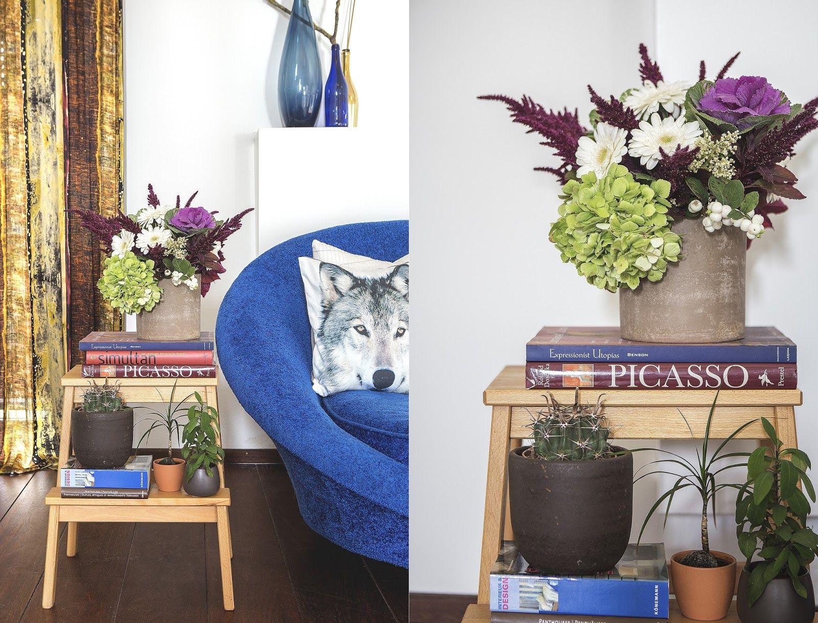 Urban Jungle Bloggers Plants Flowers By 100decors Urban