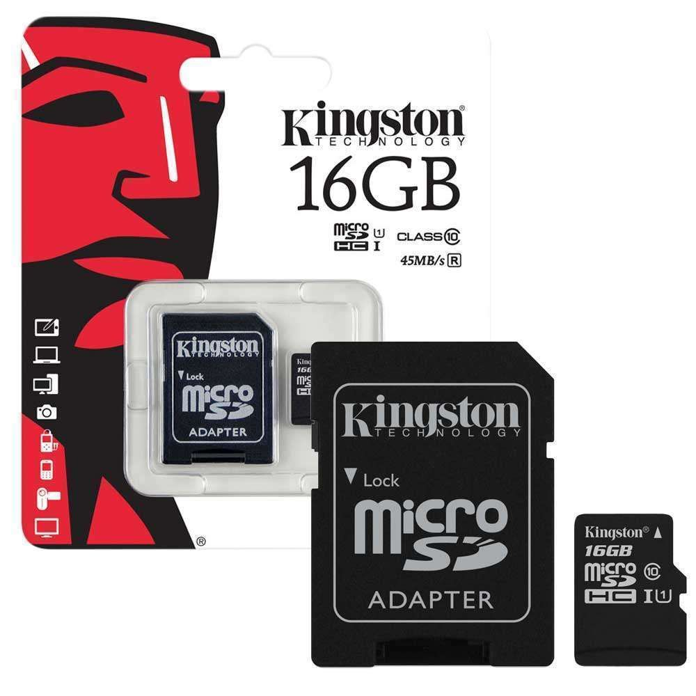 Kingston Industrial Grade 32GB LG K210 MicroSDHC Card Verified by SanFlash. 90MBs Works for Kingston
