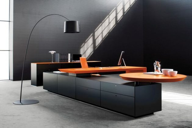 16 Cool Office Furniture Designs For More Productive Work Office Furniture Modern Contemporary Office Furniture Contemporary Home Office Furniture