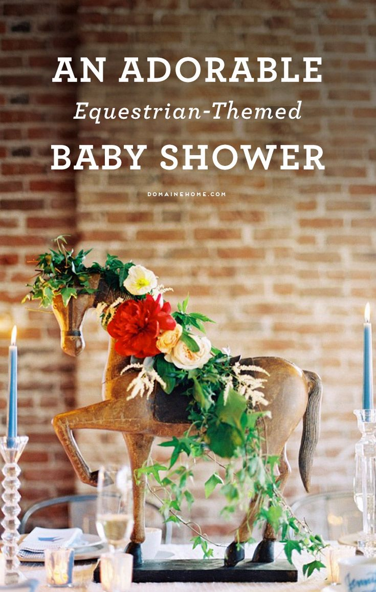 You need to see this amazing baby shower
