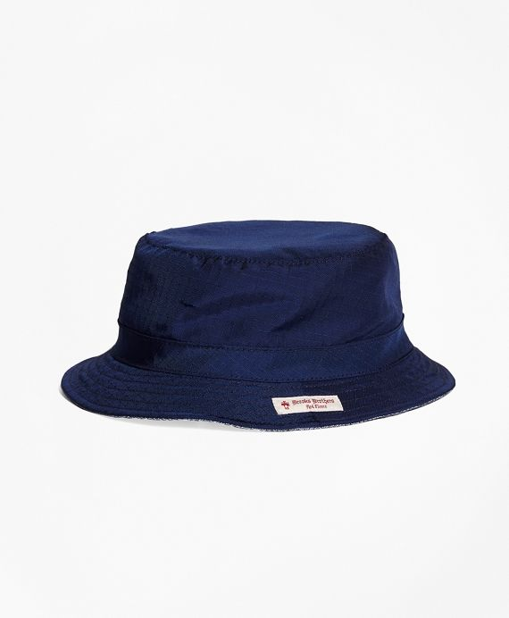 39526b3ca08e5 Cotton canvas bucket hat. Machine wash. Made in the USA.