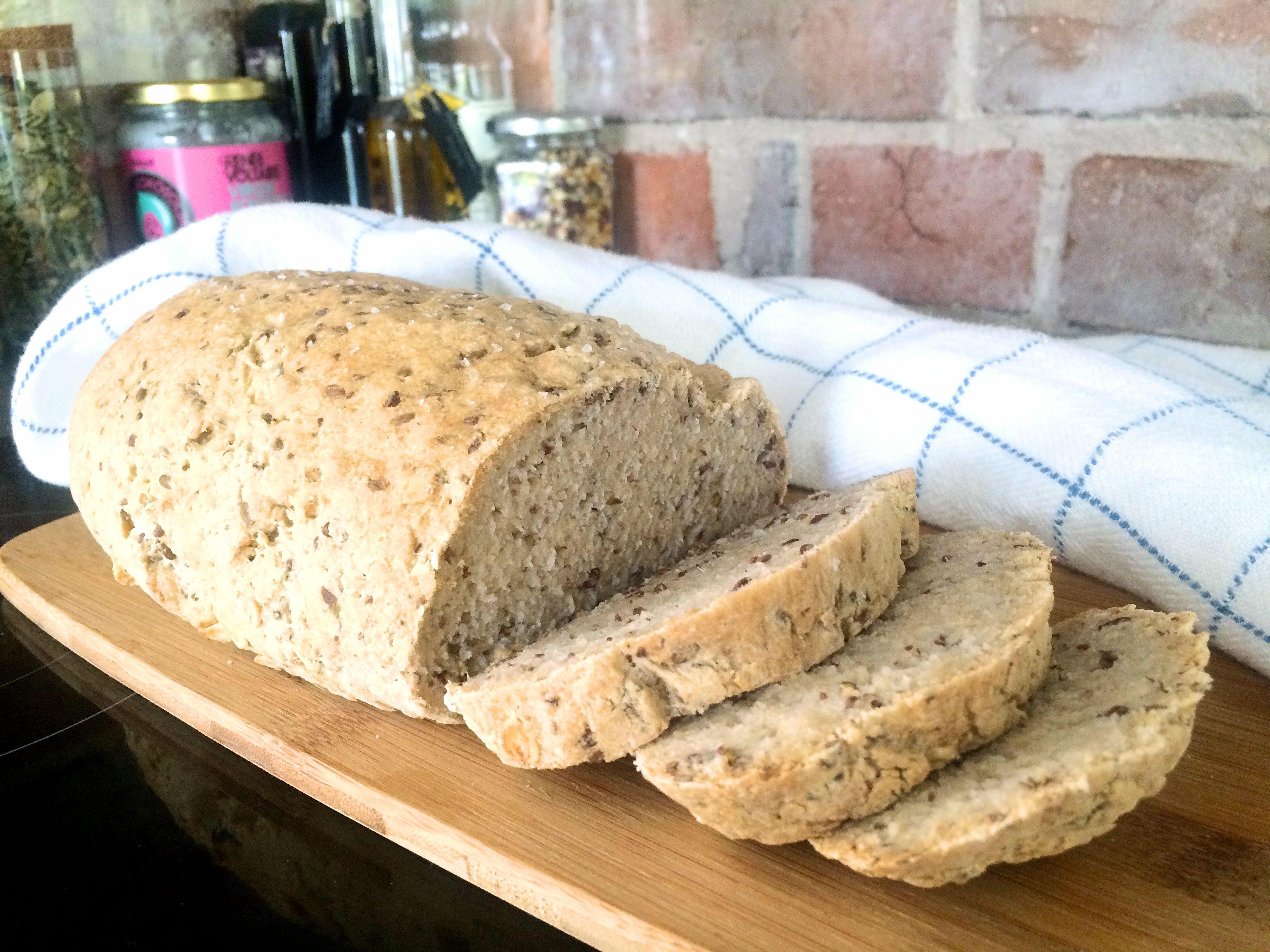 nyttigt glutenfritt bröd