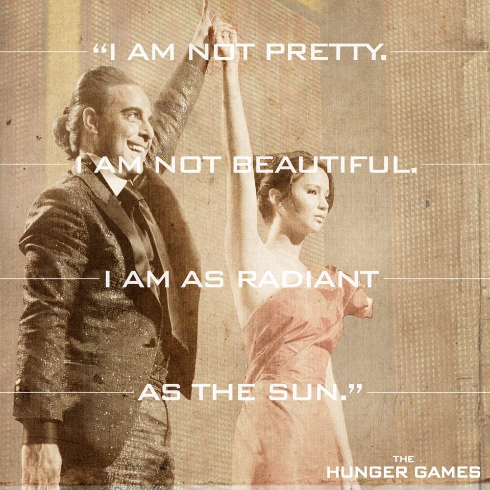 She is a Mockingjay