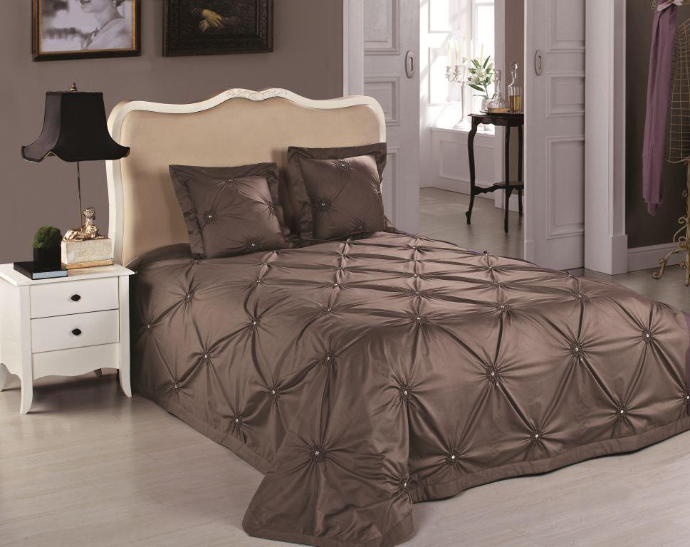 Фото дизайн покрывала на кровать
