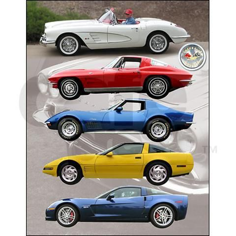 Chevrolet Corvette Timeline They Still Turn My Head Everytime I