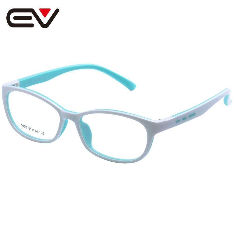 Fashion Baby Kids Toddler Acetate Optical Eyeglasses Frames Girls ...