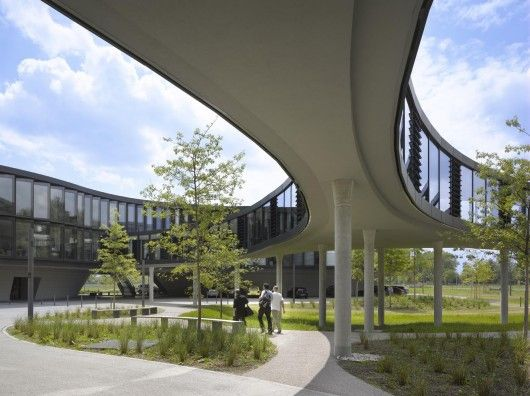 ESO Headquarters Extension / Auer Weber