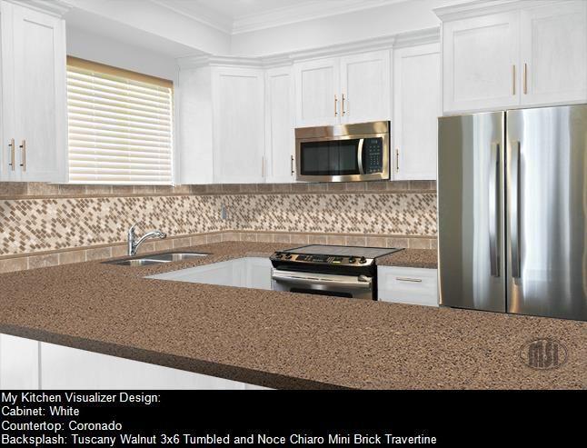 My Kitchen Design  For The Kitchen  Pinterest  Kitchen Designs Unique Kitchen Countertop Design Tool Design Decoration