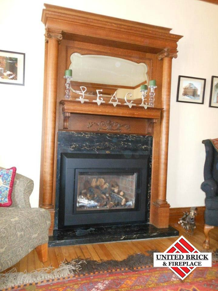 Gas Fireplaces United Brick And Fireplace Madison Wi Gas