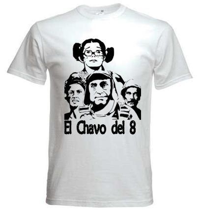 Nuestro particular homenaje a El Chavo del 8, camisetas serigrafiadas con la imagen de este entrañable personaje de la serie tan divertida y que tanto nos enseñó. http://blog.grupotextil.es/2015/04/camisetas-serigrafiadas-el-chavo-del.html