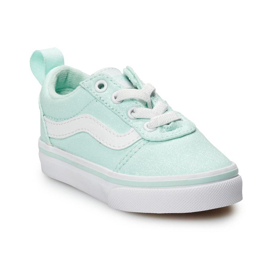 Vans® Ward Slip Toddler Girls' Skate