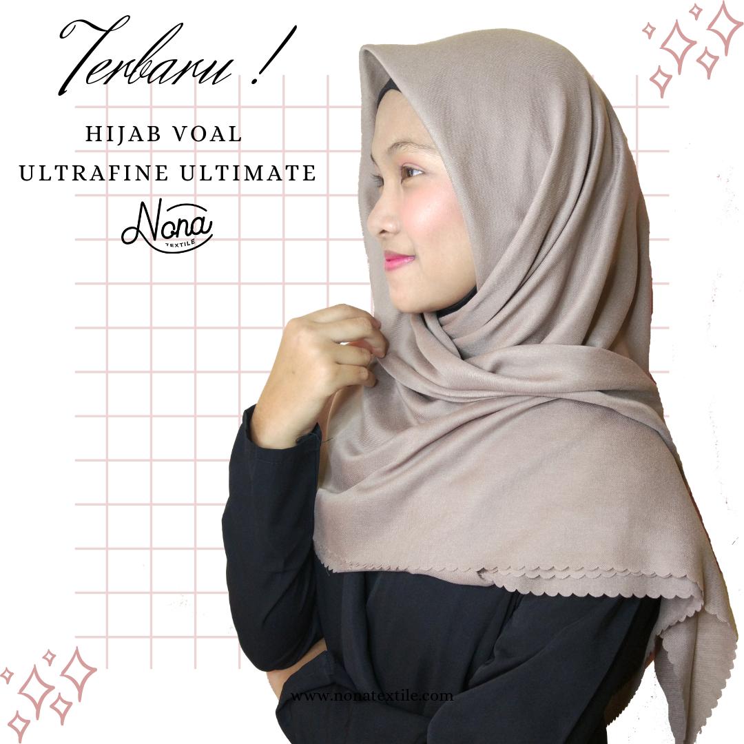 Pin Di Hijab Voal Ultrafine