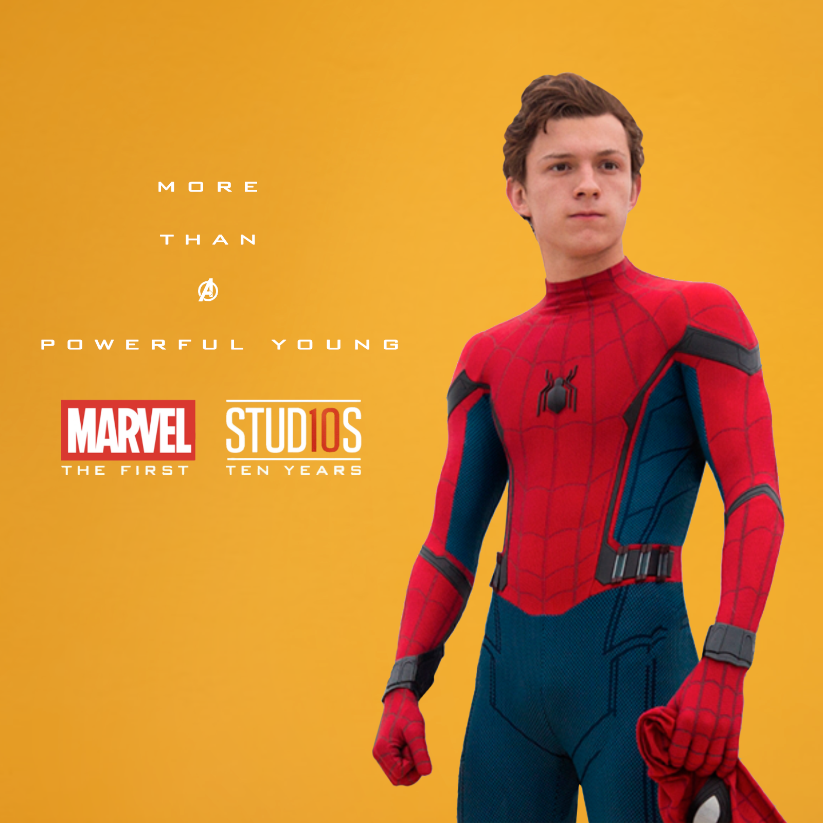Tomholland Marvel Fanart Spiderman The First 10 Years Marvel Superheroes Marvel Films Marvel Spiderman