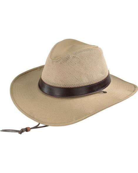 c2c159a81bc25 Henschel-5297-95 Aussie-Packable-Mesh-Breezer-Cowboy-Hat