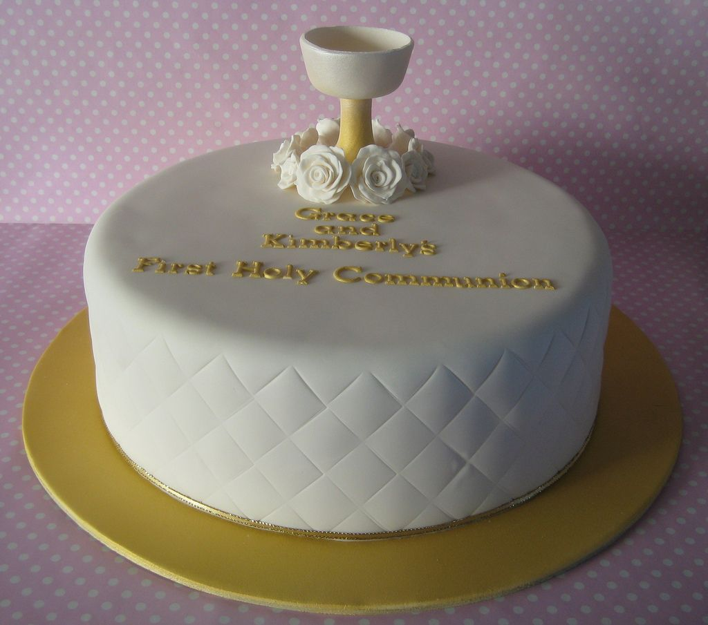 First holy communion cake holy communion cakes for 1st holy communion cake decoration ideas