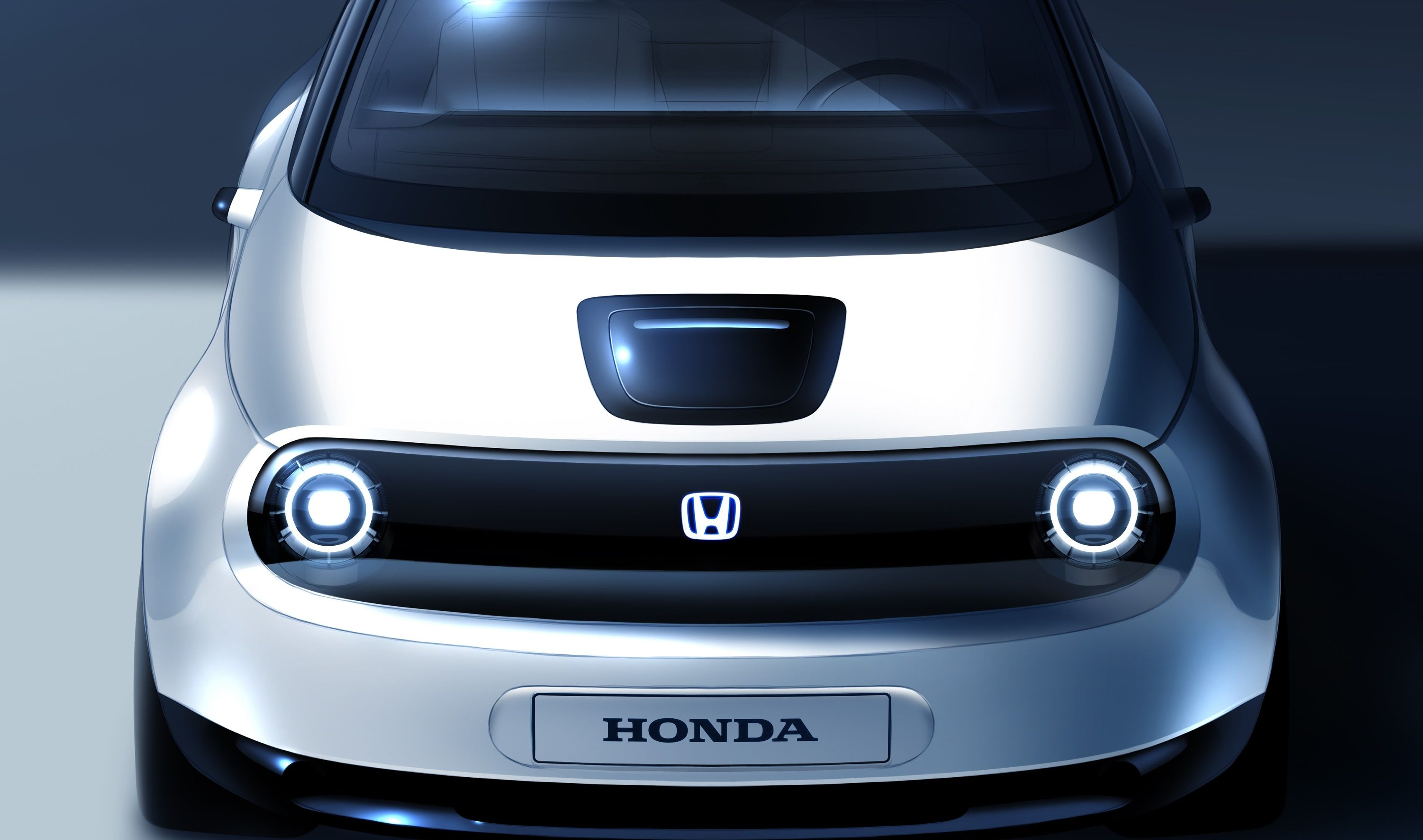 Honda Set To Inch Closer To Its Electric Future At The 2019 Geneva Motor Show With The 2020 Honda Urban Ev Geneva Motor Show Honda Electric Car Electric Cars