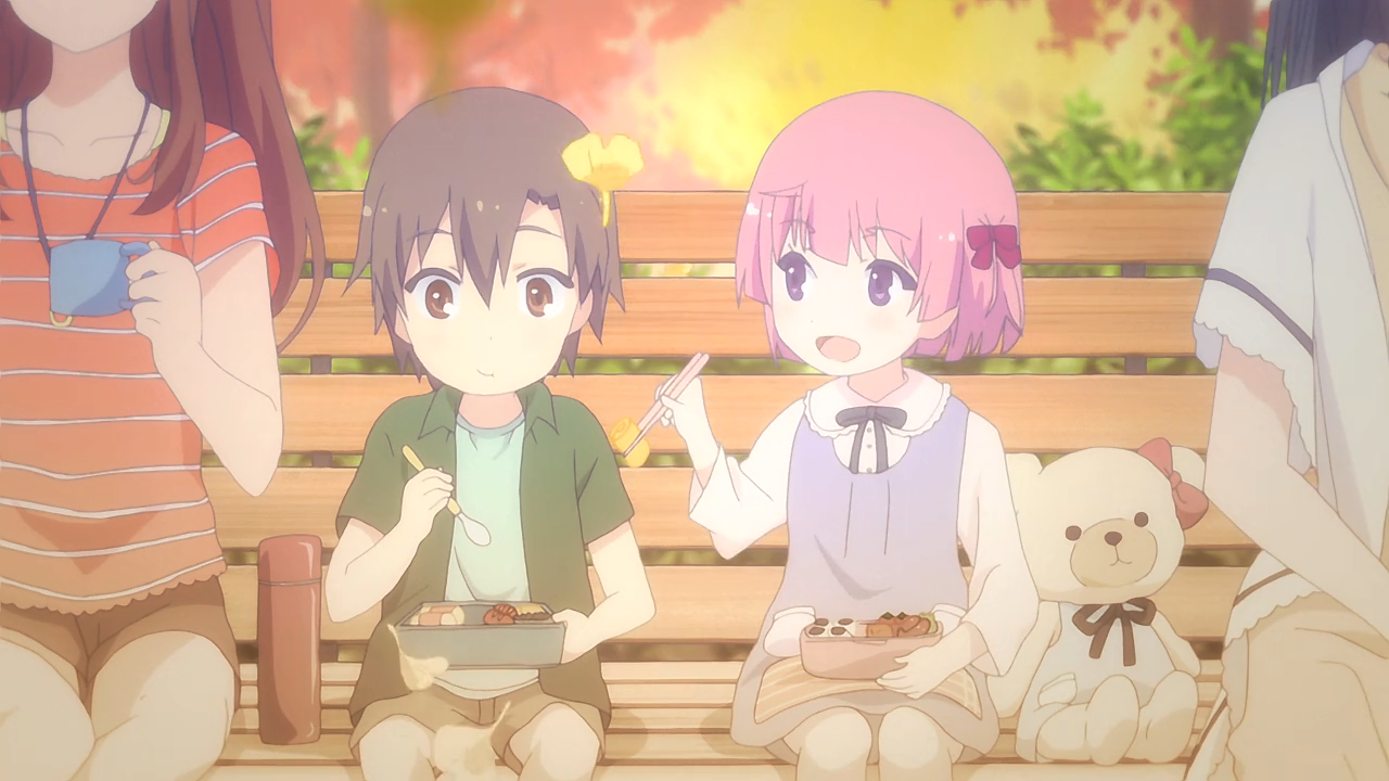 """This chibi is based off the anime """"Oreshura."""" This anime"""