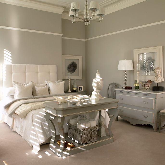 Schlafzimmer braun beige weiße möbel  Sternzeichen Jungfrau: Stil und Einrichtung | Zuzuordnen, Jungfrauen ...