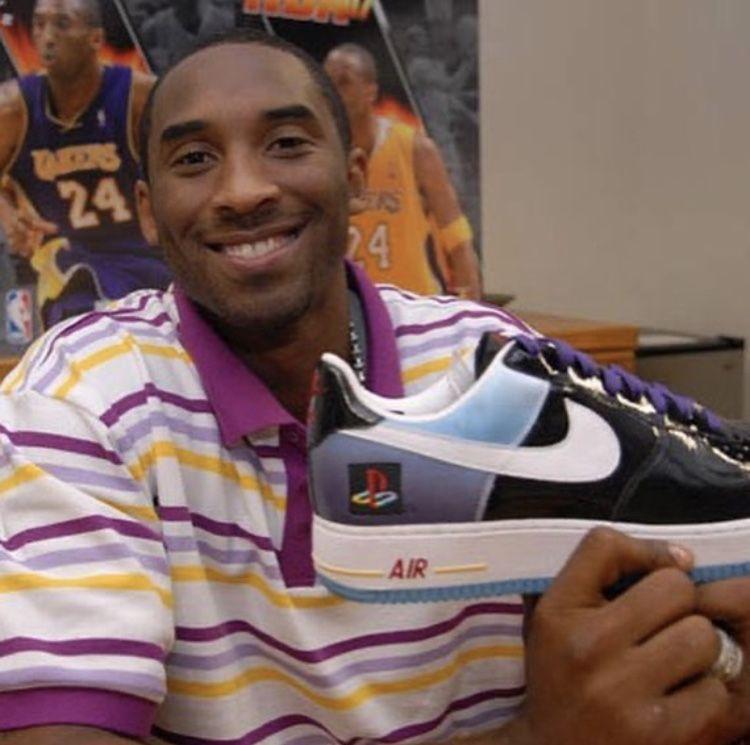 Kobe Bryant & AF1 PS | Air force ones, Sneakers n stuff, Sneaker ...