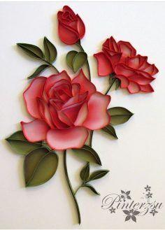 Rose Quilling