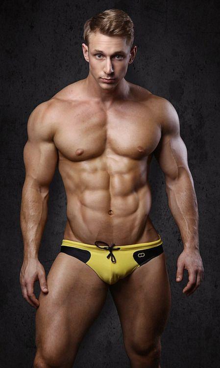 Fitness Model Male Bodybuilding Inspiration Pinterest