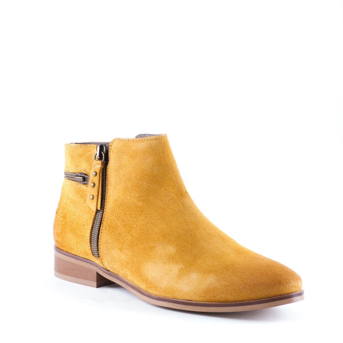 montantes cuir Zafferano en Crute Roulers de Chaussures T1cFlJ3K